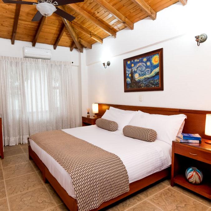 La campana hotel boutique habitaciones sencillas o dobles
